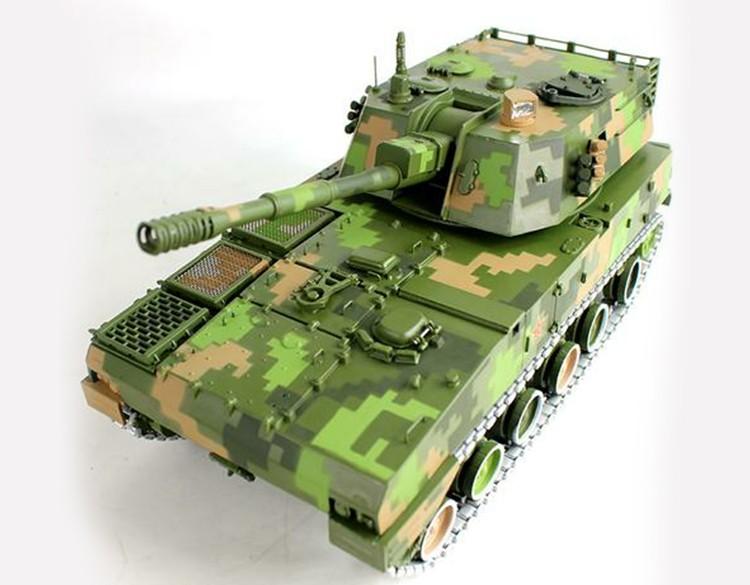 呼和浩特军事模型